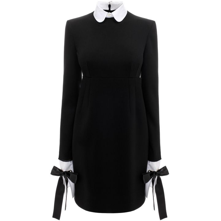 Alexander McQueen, Empire Line Mini Dress