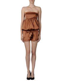 HANITA - Salopette pantaloni corti
