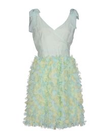 PINK BOW - Knee-length dress