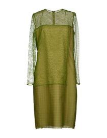 AKRIS - 3/4 length dress