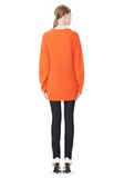 T by ALEXANDER WANG MOHAIR KNIT TUNIC DRESS TOP Adult 8_n_r
