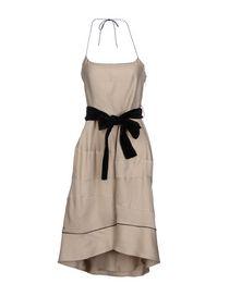 YVES SAINT LAURENT - 3/4 length dress