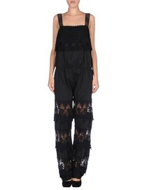 JUST CAVALLI - Trouser dungaree