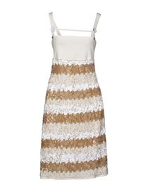 PAOLA FRANI - Knee-length dress