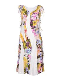 CLIPS MORE - Knee-length dress