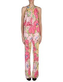MOSCHINO CHEAPANDCHIC - Pant overall