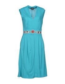 PF PAOLA FRANI - Knee-length dress