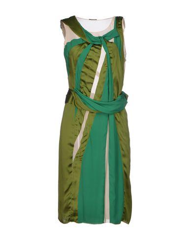Платье до колена BOTTEGA VENETA 34473698JB