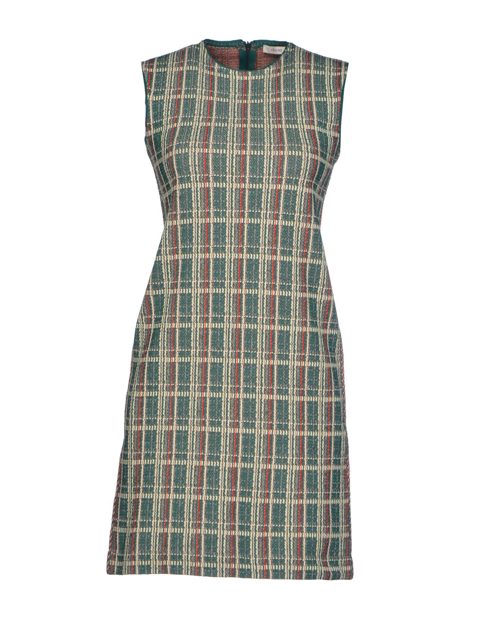 CÉLINE Short dresses