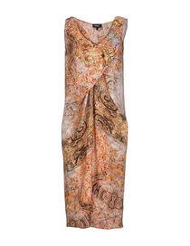 SILK AND SOIE - Knee-length dress