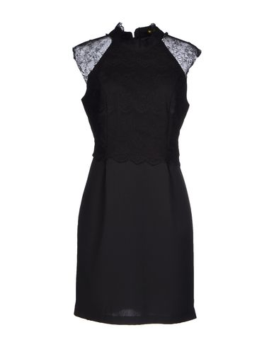 Короткое платье ANGEL EYE 34478350FP