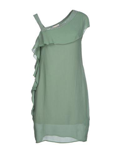 Короткое платье DEKKER 34479018LU