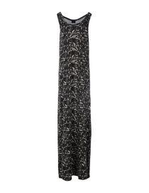 MARCELO BURLON - Vestito lungo