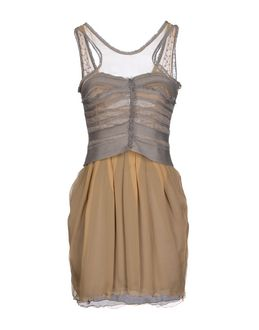 Short dresses - GIOVANNINI MIRCO