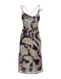 MOSCHINO JEANS - Knee-length dress