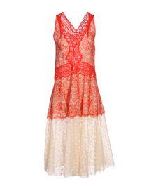 STELLA McCARTNEY - 3/4 length dress