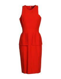 ALEXANDER MCQUEEN - Knee-length dress