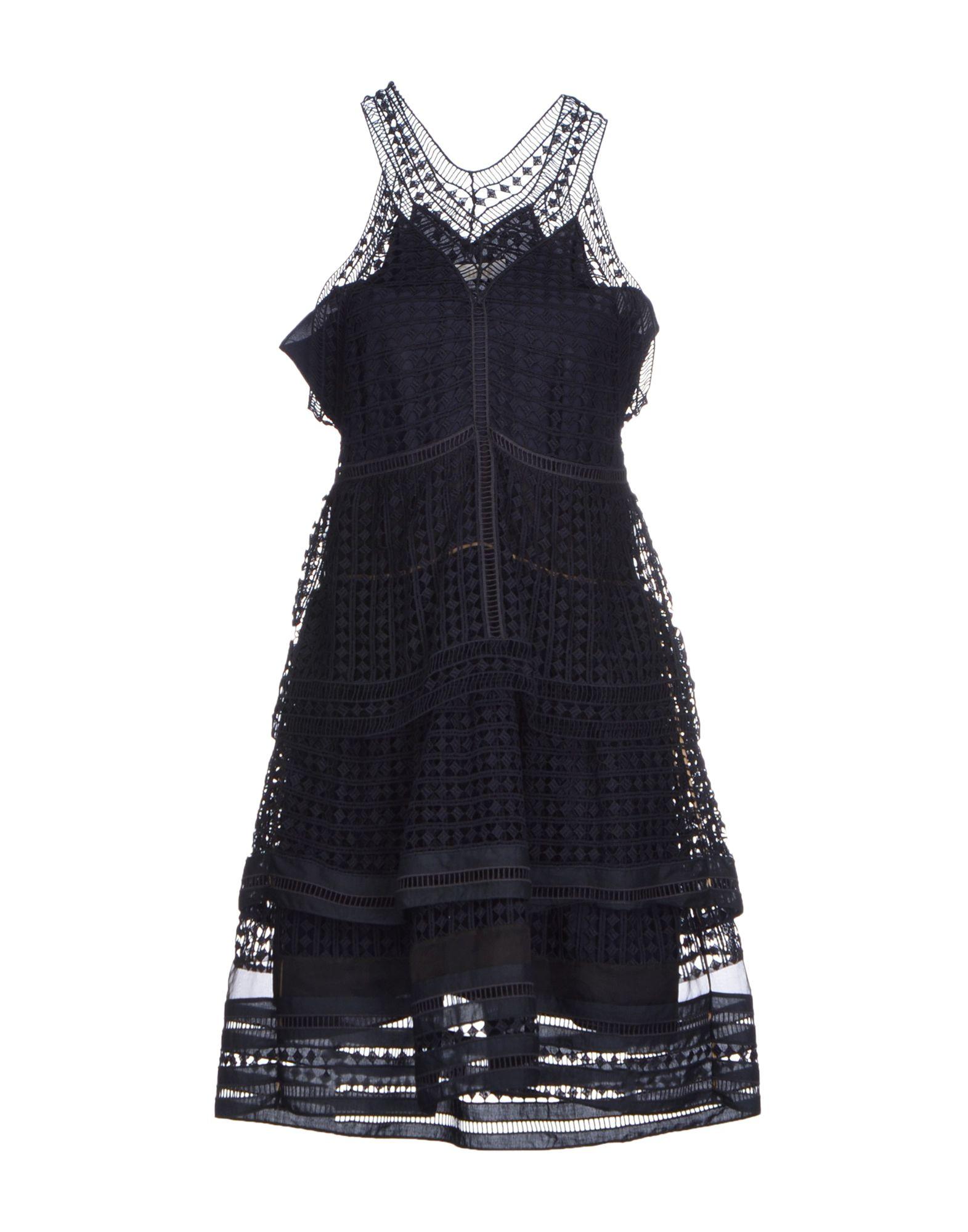 Chloé Knielanges Kleid...