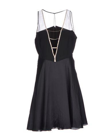 Короткое платье AZZARO 34485918BT
