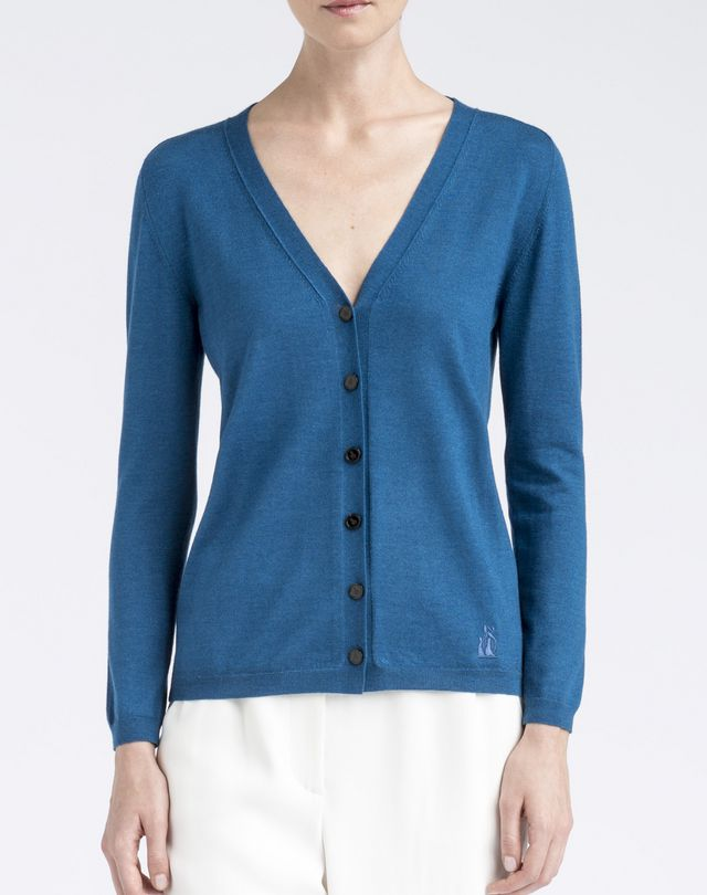 Lanvin Cardigan With Lanvin 125 Ans Logo, Top Women ...