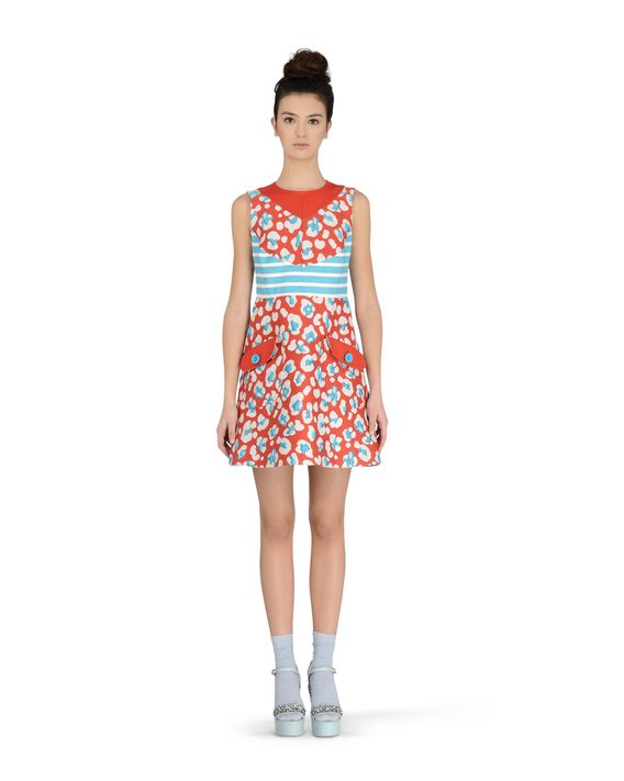 REDValentino IR0VA0B71M6 196 Cocktail dress Woman d