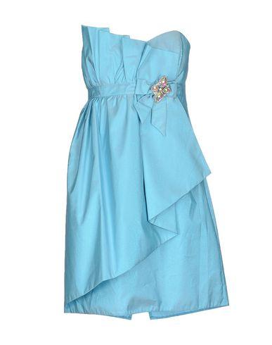 Короткое платье LIVE FOREVER 34495779EK