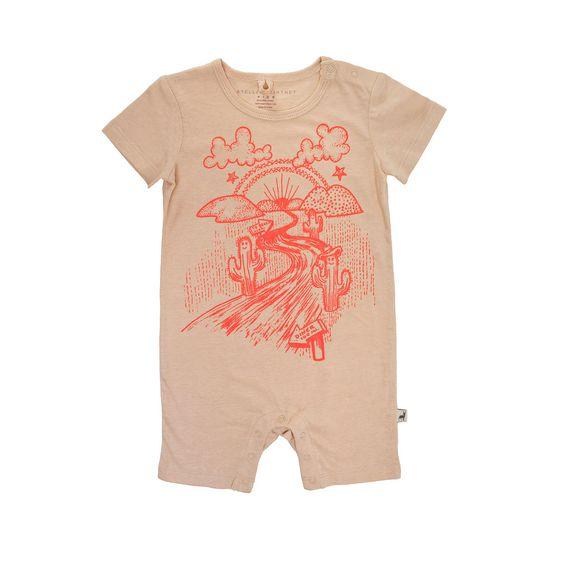 STELLA McCARTNEY KIDS, Dresses & All-in-one, KIT DESERT ALL-IN-ONE