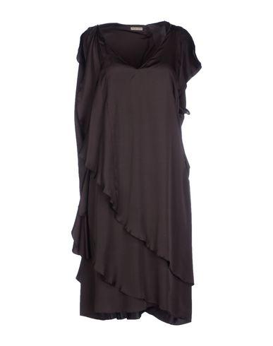 Платье до колена BOTTEGA VENETA 34495875JP
