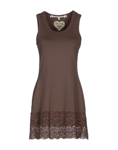 Короткое платье BY TIMO 34497359XS