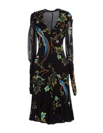 ROBERTO CAVALLI - Knee-length dress