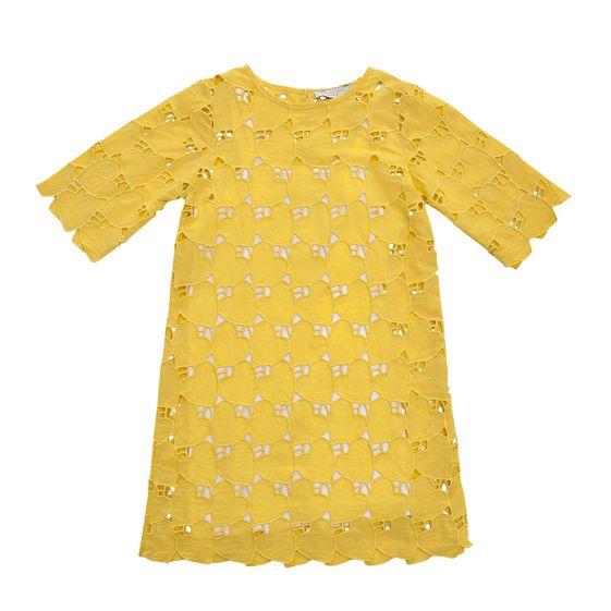 STELLA McCARTNEY KIDS, Dresses & All-in-one, ETTIE EMBROIDERED DRESS