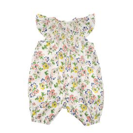 STELLA McCARTNEY KIDS, Dresses & All-in-one, SUN FLORAL OVERALLS