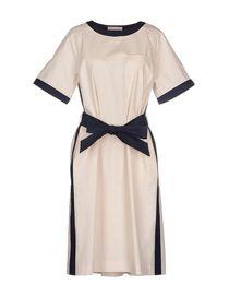 STEFANEL - Knee-length dress
