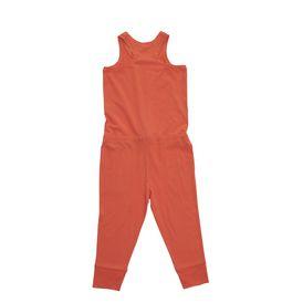 STELLA McCARTNEY KIDS, Dresses & All-in-one, FLO TANGERINE JUMPSUIT