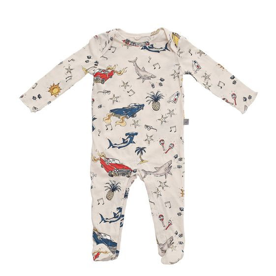 STELLA McCARTNEY KIDS, Dresses & All-in-one, RUFUS 50'S PRINT ALL-IN-ONE