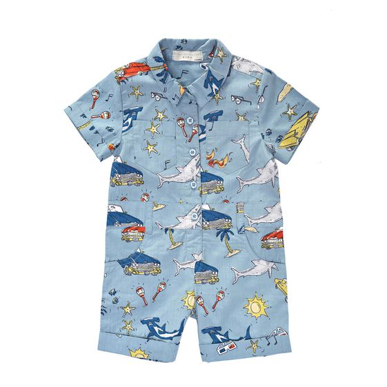 STELLA McCARTNEY KIDS, Dresses & All-in-one, JAMES ALL-IN-ONE