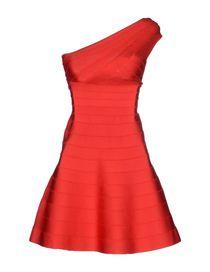 HERVÉ LÉGER BY MAX AZRIA - Short dress