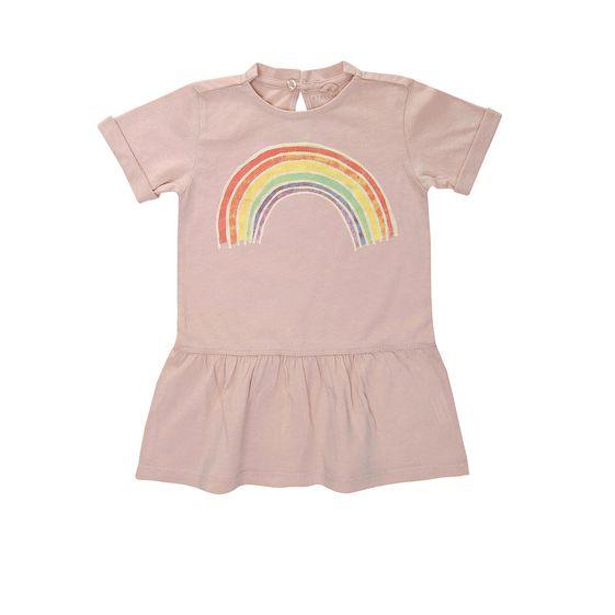 STELLA McCARTNEY KIDS, Dresses & All-in-one, JESS RAINBOW DRESS