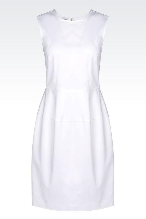 Армани платье белое