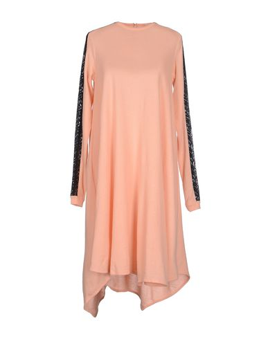 Платье до колена FRANCESCO SCOGNAMIGLIO 34512748AW