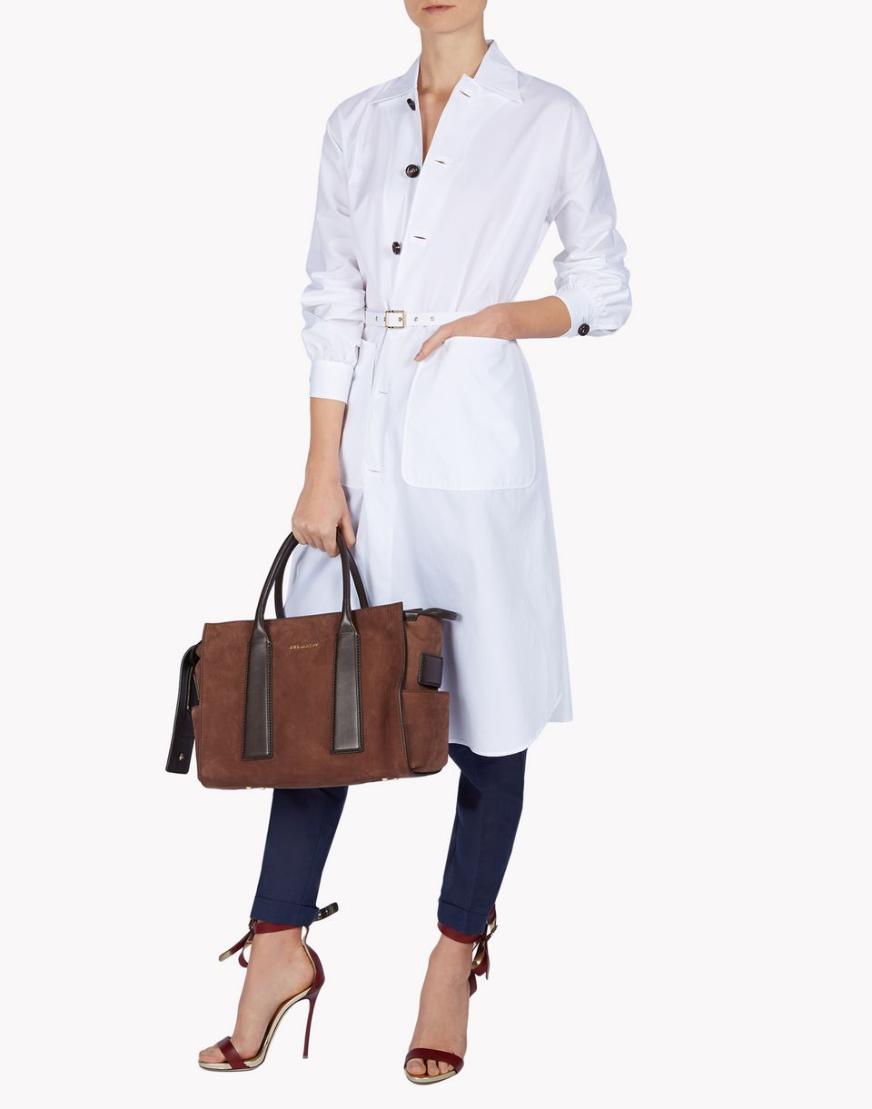 madeleine shirt dress dresses Woman Dsquared2