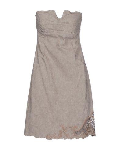 Короткое платье SCERVINO STREET 34514900XV