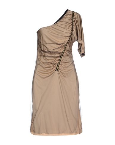 Платье до колена FRANCESCO SCOGNAMIGLIO 34523737WR