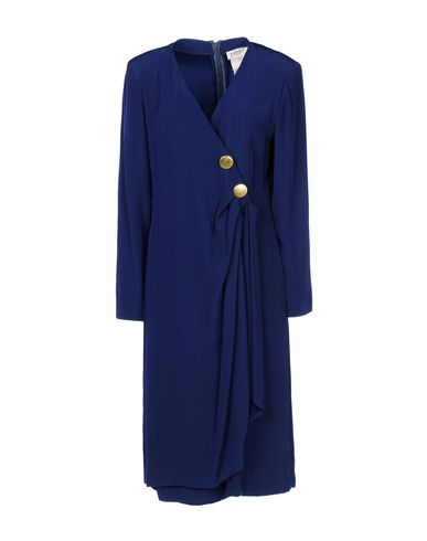 Платье до колена YVES SAINT LAURENT VARIATION 34527621XG