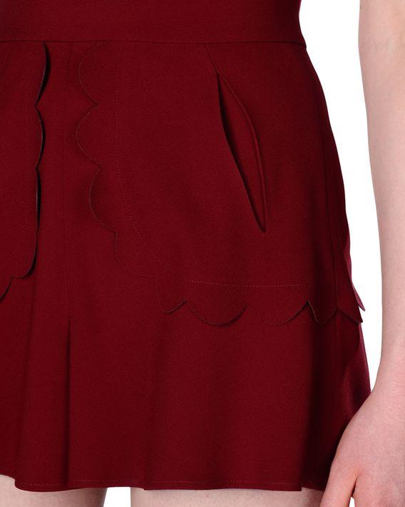 REDValentino JR3VE0351SG 717 Dress Woman a