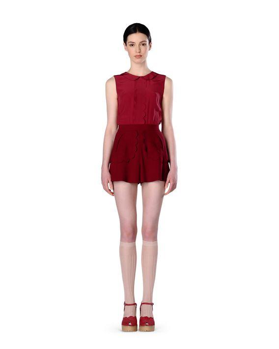 REDValentino JR3VE0351SG 717 Dress Woman d