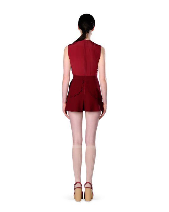 REDValentino JR3VE0351SG 717 Dress Woman e
