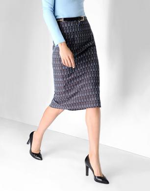 TRU TRUSSARDI - 3/4 length skirt