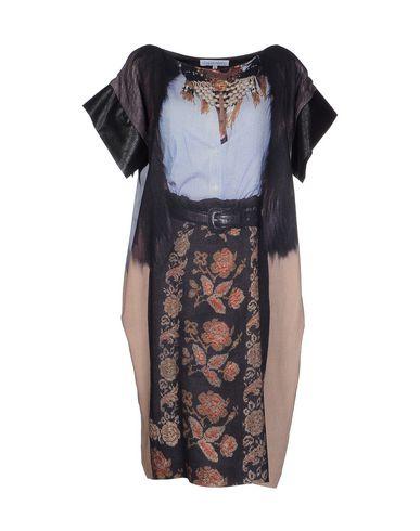 Платье до колена VENERA ARAPU 34542288KH