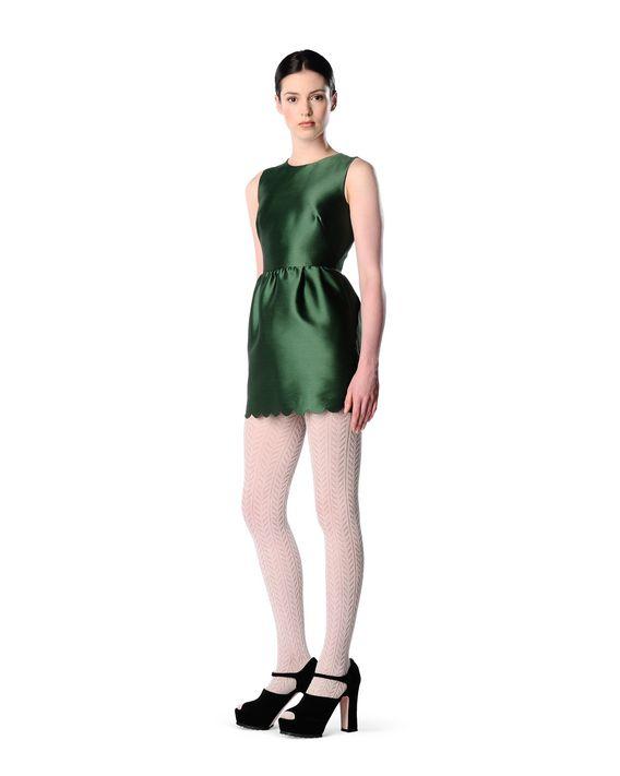 REDValentino JR0VA1R51WF V03 Cocktail dress Woman r